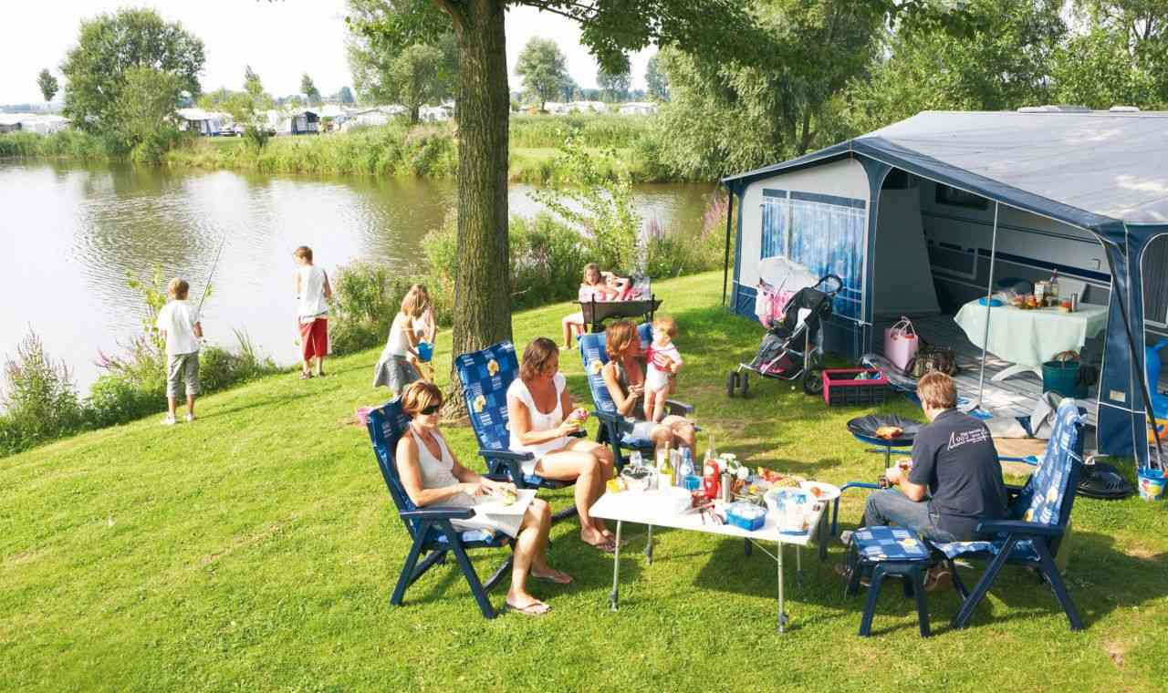 Campingplätze direkt am Erholungssee