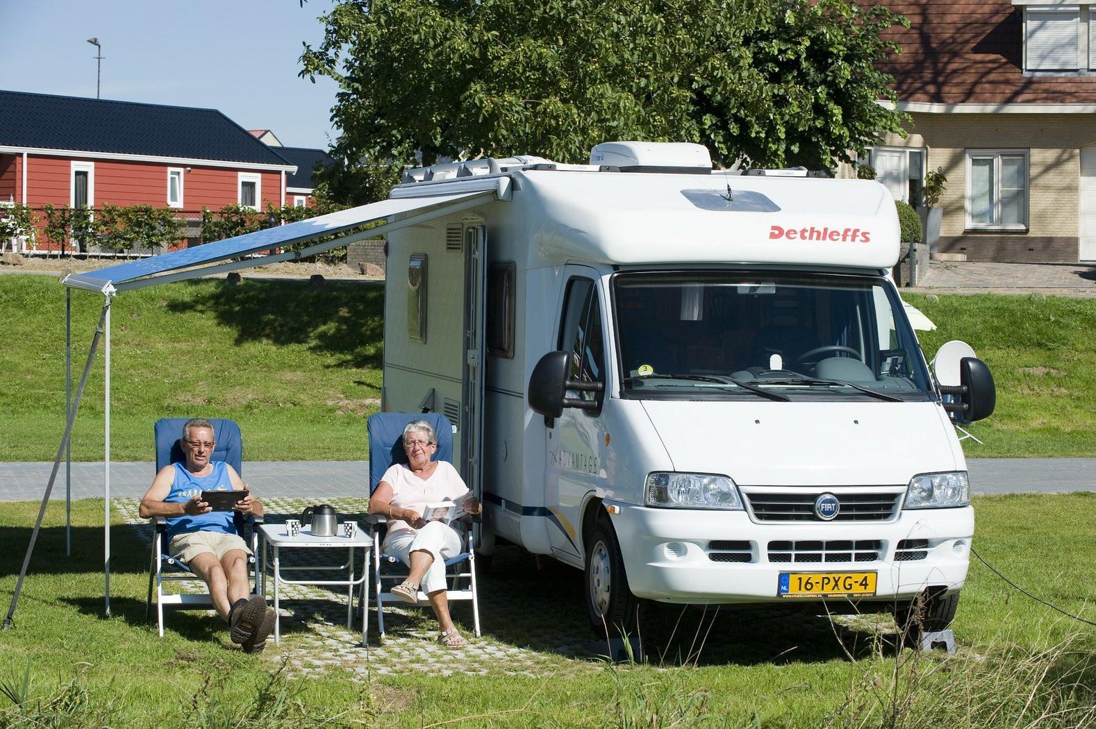 Camperplaats Zomerdijk