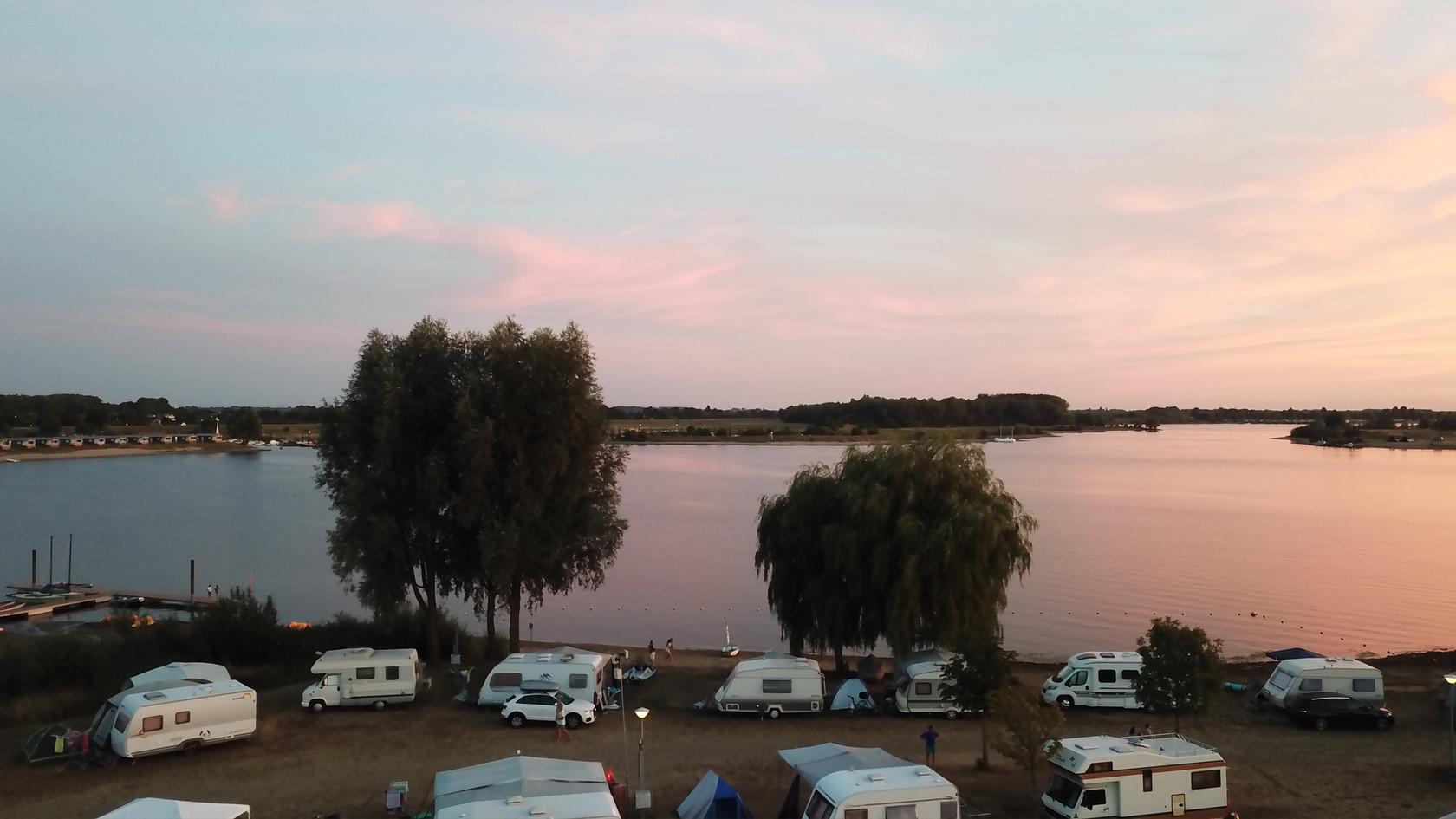 Kampeerplaats Zomerdijk